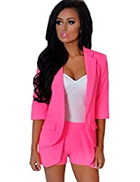 Amazon.com: Pinks - Pantsuits / Suit Sets: Clothing, Shoes & Jewelry