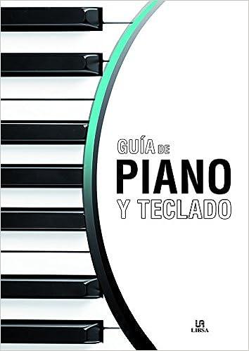 Guía de Piano y Teclado: José Antonio / Equipo Editorial Berzal Pascual: 9788466237390: Amazon.com: Books