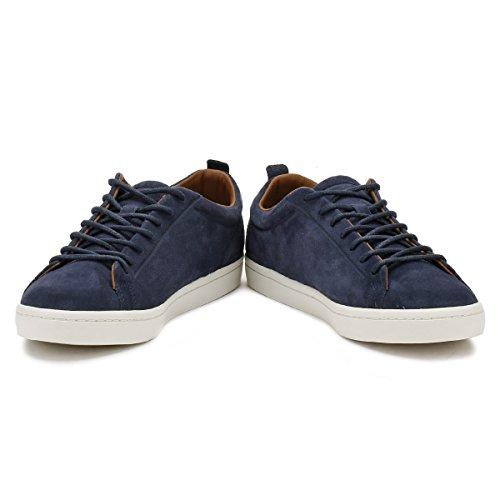 3 317 Straightset Uomo Lacoste Sneaker Marina qTSfqCwn