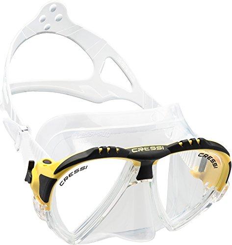 Cressi Matrix, clear/yellow ()