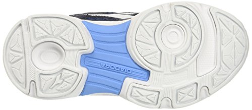 Classico Diadora Blu Jr 9 Laufschuhe Blau Jungen Shape Blu Chiaro wpgq60