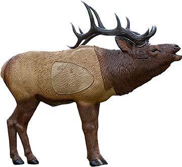 (Rinehart 1/3 Scale Woodland Elk Target)
