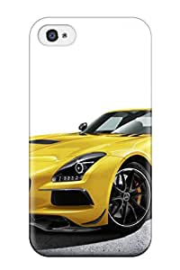New Style ZippyDoritEduard Hard Case Cover For Iphone 4/4s- Mercedes Sls Amg