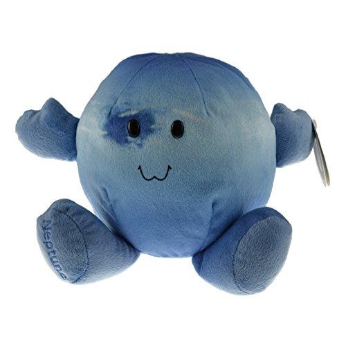 Celestial Buddies Neptune Plush Toy Planet from Celestial Buddies