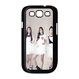 Samsung Galaxy S3 9300 Cell Phone Case Black A Pink 2 KOS_403353