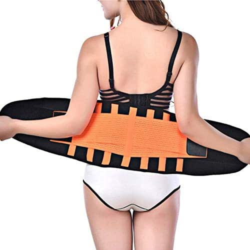 Posture Corrector Adjustable Waist Trimmer Orthopedic Therapy Brace Lower Back Lumbar Support Belt Pad Corsets