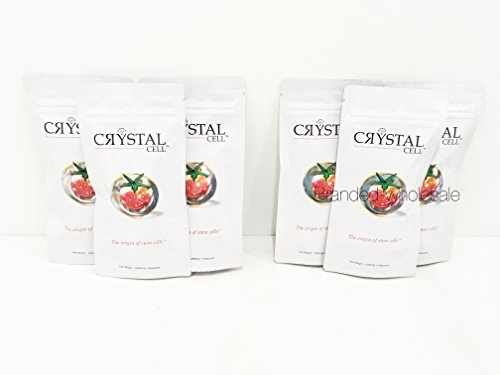 6 x Phytoscience crystal cell Tomato stemcell stem cell for anti aging by PhytoScience
