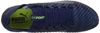 PUMA Men's Evopower Vigor 3D 1 FG Soccer Shoe