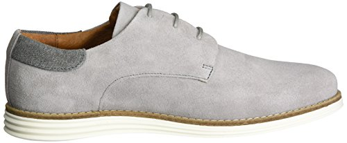 Neoneo NEO-6066S, Zapatos Derby Hombre Gris (Lt Grey)