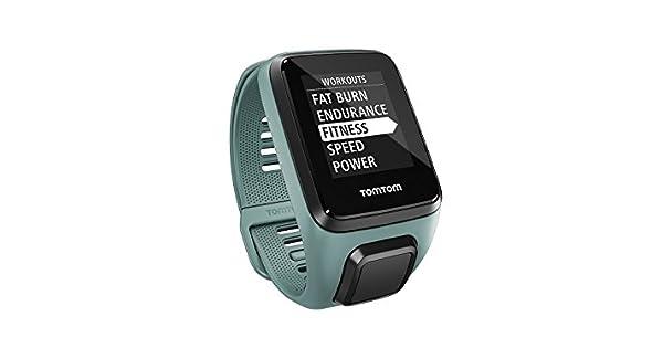3d5754c2e0b Relógio TomTom Spark 3 Cardio Music com GPS