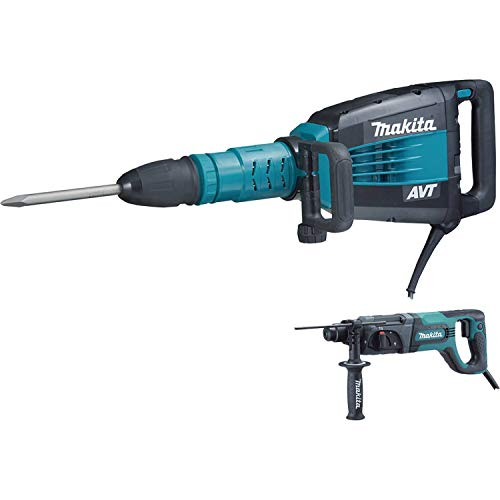 Makita HM1214CX 27-Pound AVT Demolition Hammer