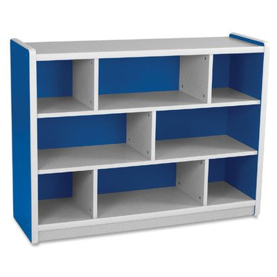 Balt Kids Storage Compartment, 47-1/4-Inch by 15-1/2-Inch by 35-1/2-Inch, Royal Blue