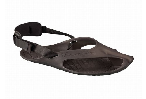 Vivobarefoot Women's Achilles L-W, Black, Small/5-6 M US