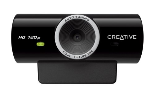 Creative Live Sync 720P Webcam