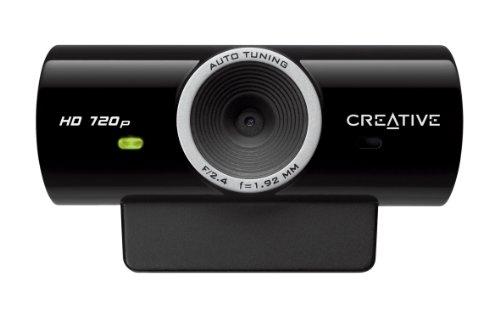 Creative Live! Cam Sync HD 720P Webcam]()