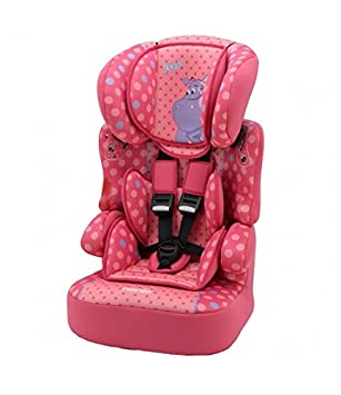 Nania Imax Group 1 2 3 Infant Highback Booster Car Seat Hippo