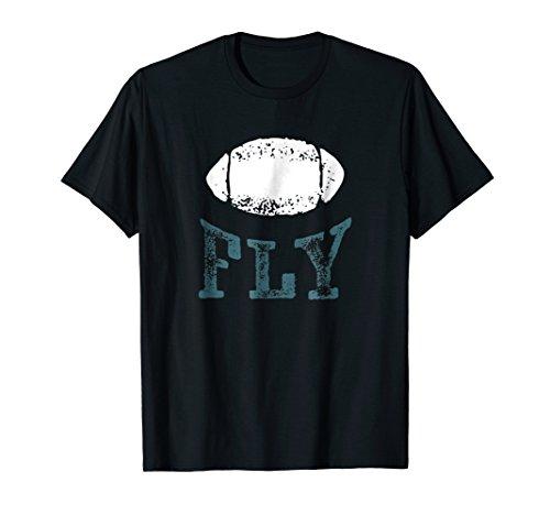Fly Football T-Shirt - Football Fan Shirt