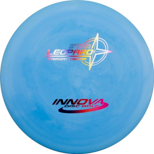 Innova Star Leopard Golf Disc (Colors may vary), 165-169 gram (Leopard Golf)