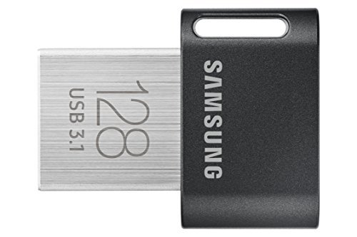 Compact Flash Drive - Samsung MUF-128AB/AM FIT Plus 128GB - 300MB/s USB 3.1 Flash Drive