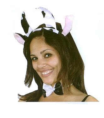 Cow Costume Set Ears Bow Tie u0026 Tail  sc 1 st  Amazon.com & Amazon.com: Cow Costume Set Ears Bow Tie u0026 Tail: Clothing