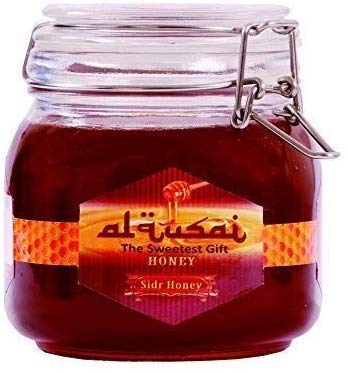 Amazon price history for Al Qusai Pure Sidr Honey, 1 kg, Stay Fit & Young