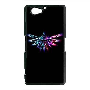 Charming The Legend Of Zelda Phone Case Hard Plastic Case Cover For SonyXperiaZ2mini