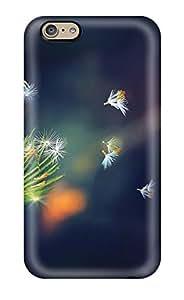 Awesome Dandelion Seeds Macro Plants Dandelions Flower Petals Nature Flower Flip Case With Fashion Design For Iphone 6