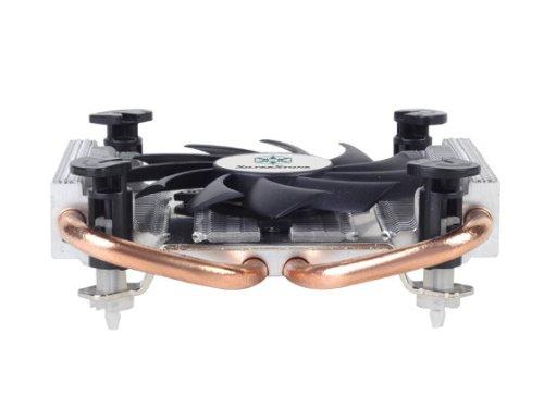Silverstone Tek Profile CPU Intel 80mm Fan Copper