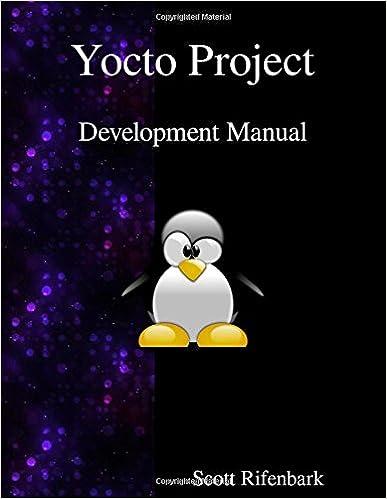 Yocto Project Development Manual