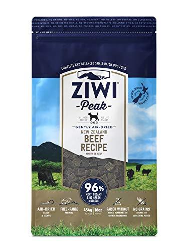 Ziwi Peak Air-Dried Beef Recipe Dog Food (16 oz.)