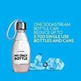 SodaStream 0.5 Liter My Only Bottle Pink