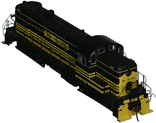 Bachmann Industries E-Z App Smart Phone Controled Rio Grande #5202 RS-3 Locomotive Train - Locomotive Train Phone
