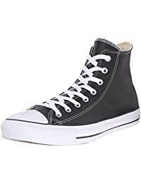 Womens Chuck Taylor All Star Leather High Top Sneaker