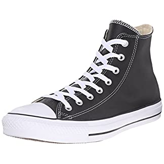 Converse Men's Chuck Taylor All Star Leather Hi Top Sneakers