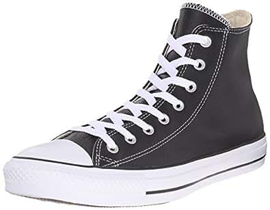 Converse Kadın Chuck Taylor All Star 132170C Spor Ayakkabı, Siyah, 36 Numara