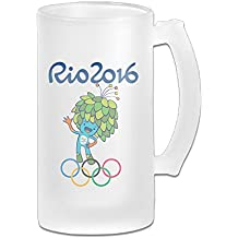 Olympics Games Stainless Steel Vacuum Insulated The 2016 Rio De Janeiro Home Tumbler Thermal Travel Coffee Mug