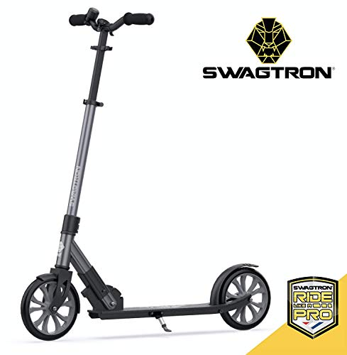 Swagtron K8 Titan Commuter Kick Scooter for Adults