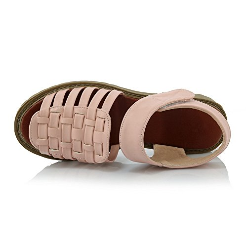 BalaMasa Womens Quilted Non-Marking Mini-Size Urethane Sandals ASL05025 Pink NNVhf