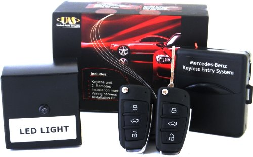 Keyless Entry System Remotes Mercedes Benz product image