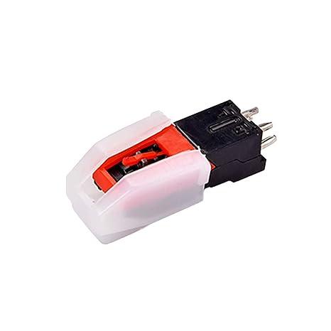 SUPVOX Kit de aguja magnética de gramófono con kit de aguja ...