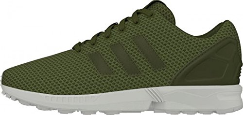 adidas Mens Originals Mens ZX Flux Trainers in Olive - UK6 buy online new buy cheap hot sale for sale online store clearance latest collections cheap best sale s0uPXYob