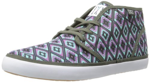 DC STUDIO MID LTZ J MUL ADJS300021-MUL Damen Sneaker Mehrfarbig (MULTI)