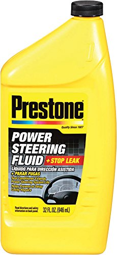 Prestone AS263 Power Steering Fluid with Stop Leak - 32