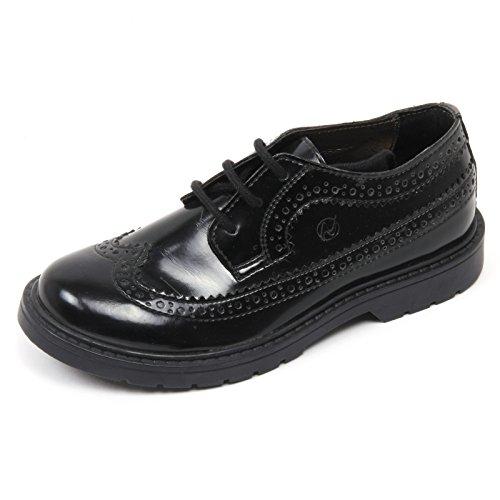 Inglese Shoe C2762 Naturino Unisex Nero Nero Scarpa Kid Bimbo Scarpe vqRwCxBw