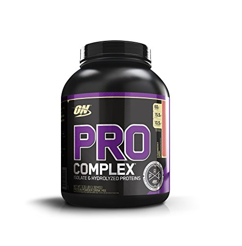 OPTIMUM NUTRITION Pro Complex, Strawberry Swirl, 3.31 Pounds ()