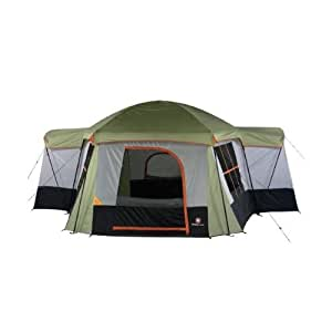 Swiss Gear Elite Series 12 Person Huge Family Dome Camping Tent SG33151