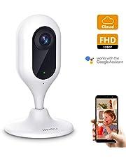 Imou Cámara IP WiFi 1080P, Cámara de Vigilancia Interior, Cámara de Seguriada Alarma App Control con Visión Nocturna, Detección de Movimiento, Audio Bidireccional para Niños/Ancianos/Mascotas