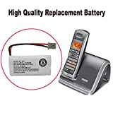 Geilienergy 2.4V 650mAh Rechargeable Phone