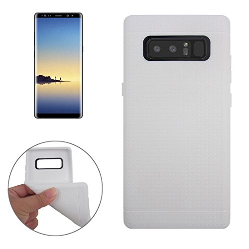 SANHENGMIAO COVER para el teléfono Celular Samsung, para Samsung Galaxy Note 8 Estructura de Nido de Abeja Anti-colisión...