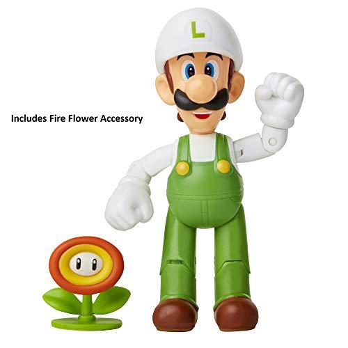 (Nintendo Super Mario Fire Luigi 4